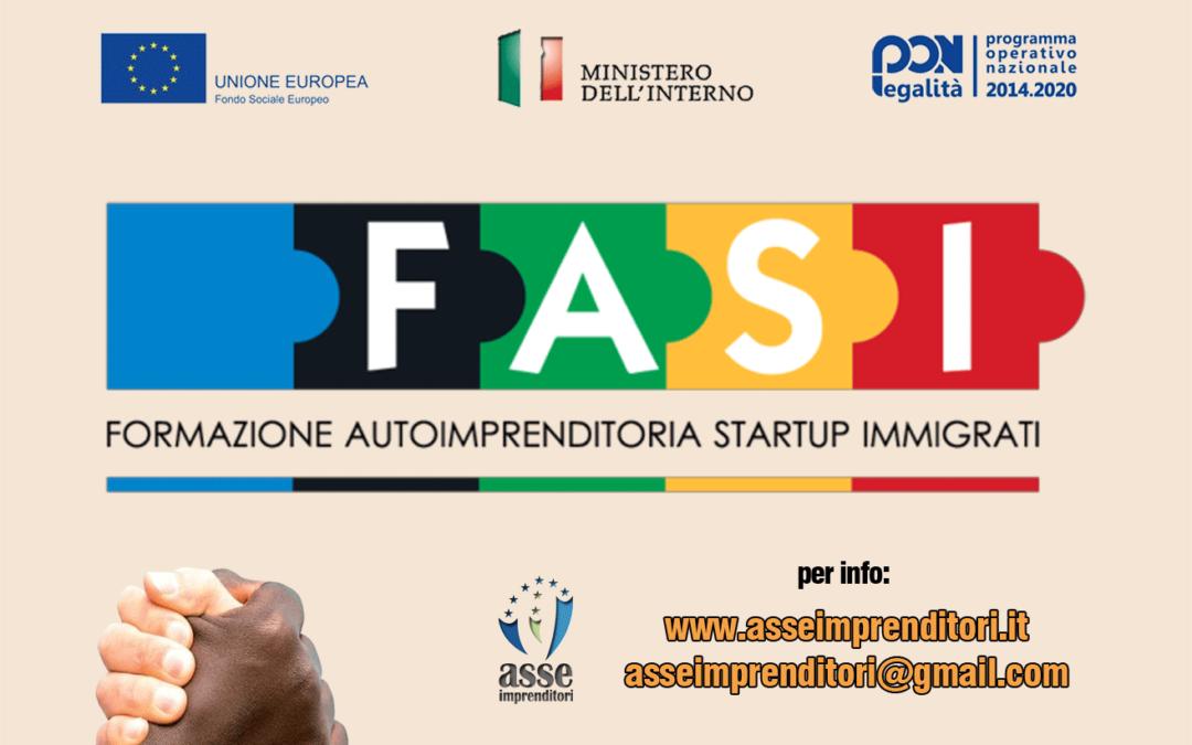 Percorso di formazione ed integrazione immigrati regolari FASI (VV)
